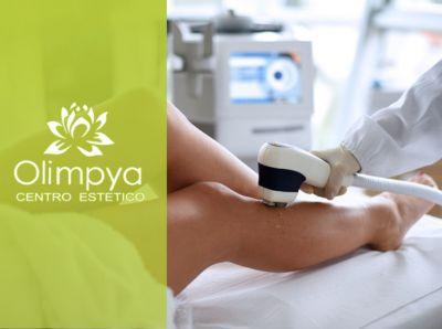centro estetico olimpya trattamento di epilazione definitiva laser mediostar next xl