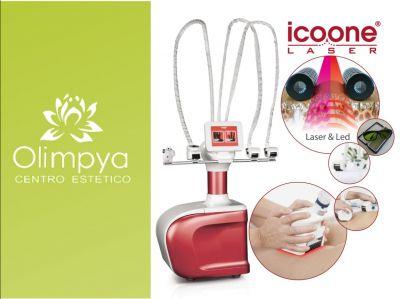 centro estetico olimpya trattamento laser icoone per eliminare adiposita localizzate