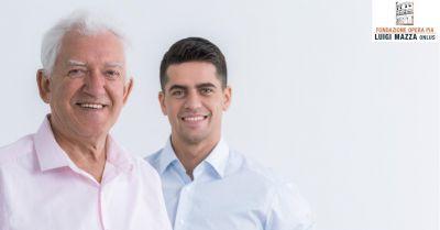 fondazione opera pia luigi mazza onlus offerta cura anziano occasione assistenza anziani