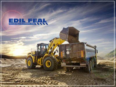 offerta servizio noleggio machine movimento terra a lecce e provincia edil feal