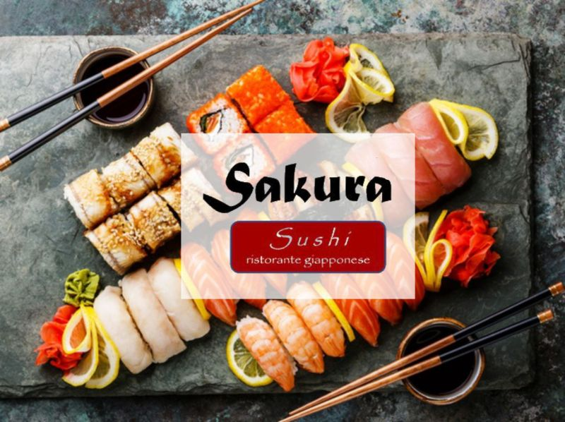 Sakura Sushi Oristano - ristorante giapponese sushi all you can eat
