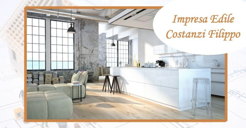 EDIL COSTANZI - offerta lavori in cartongesso e rifacimento tetti coperture case a Livorno