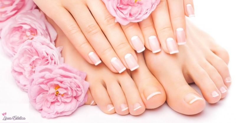 Linea Estetica occasione salone di bellezza - offerta trattamento piedi e mani Treviso