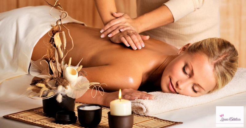 Linea Estetica occasione massaggi corpo e viso - offerta trattamenti estetici Treviso