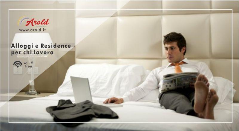 Arold Casa Vacanze offerta residence - promozione appartamenti per professionisti Chieti