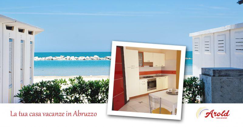 AROLD CASA VACANZE - offerta casa vacanze in abruzzo a francavilla al mare