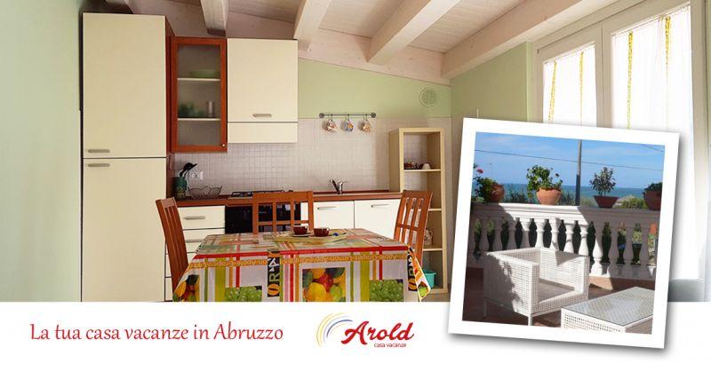AROLD CASA VACANZE - offerta casa in affitto francavilla al mare in abruzzo