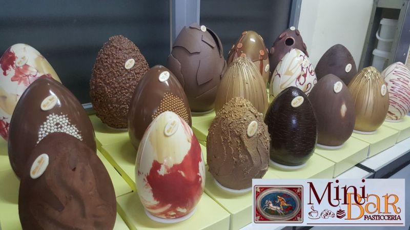 Offerta uova pasqua artigianale reggio calabria - offerta uova cioccolato artigianale gioia