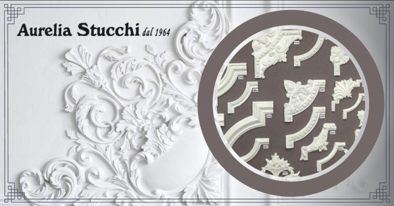 Offerta cornici in gesso roma - occasione applicazione stucchi decorativi in gesso roma