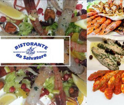 ristorante da salvatore dove mangiare crudite di mare