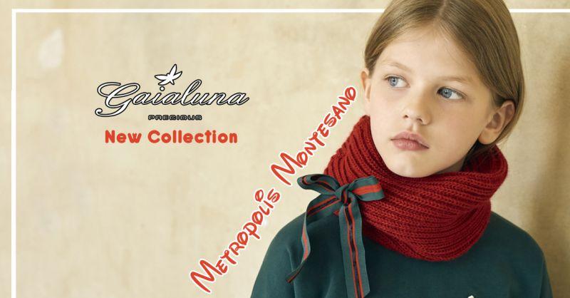 Offerta vendita abbigliamento invernale Gaialuna autunno inverno - Metropolis
