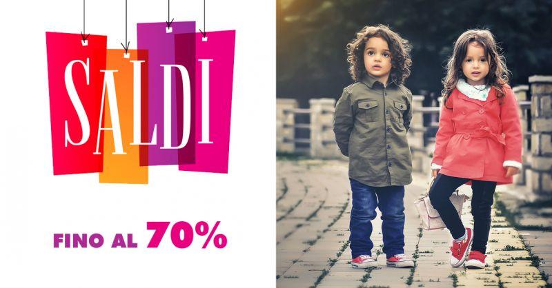 METROPOLIS - offerta saldi invernali abbigliamento bambini bambine montesano