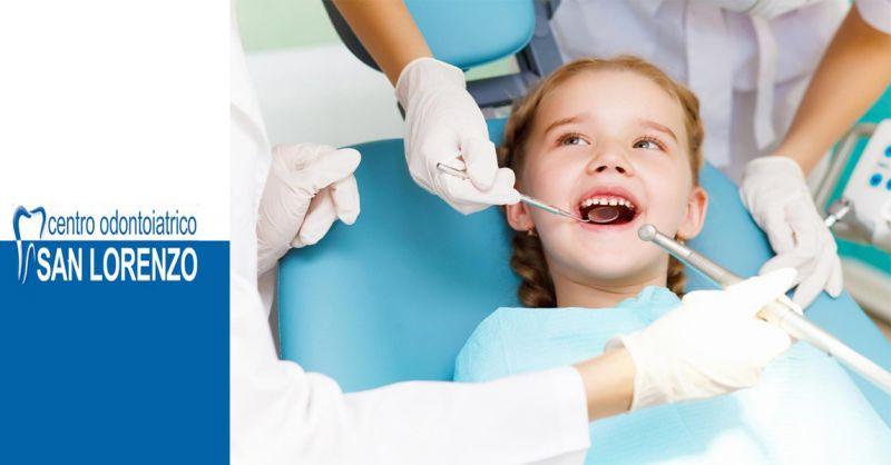 offerta Odontoiatria pediatrica Roma - occasione dentista per bambini Roma