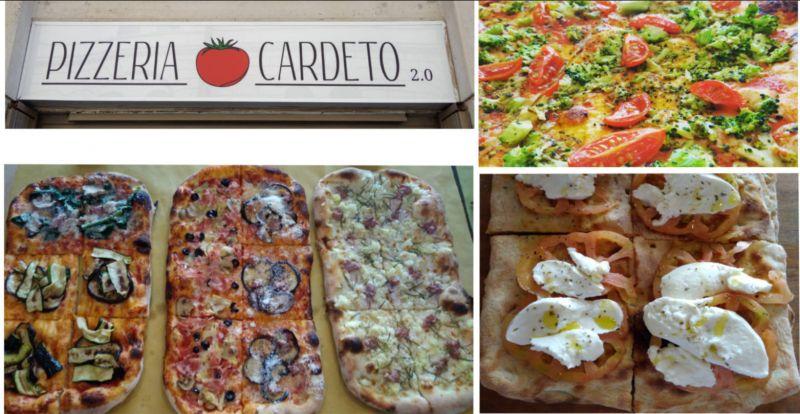 offerta pizza da asporto - offerta nuova gestione pizzeria cardeto 2.0