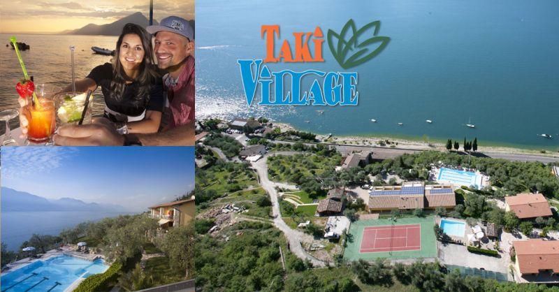 Taki Village Urlaubsangebot am Gardasee - Förderung von Feiertagen im Dorf am Gardasee Italien