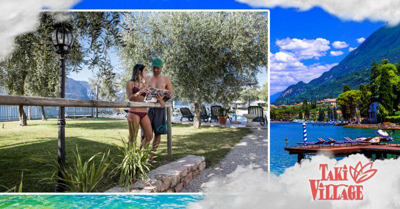 Offerta Hotel per chi gioca a tennis al Lago di Garda - Occasione Giocare a Tennis sul Lago