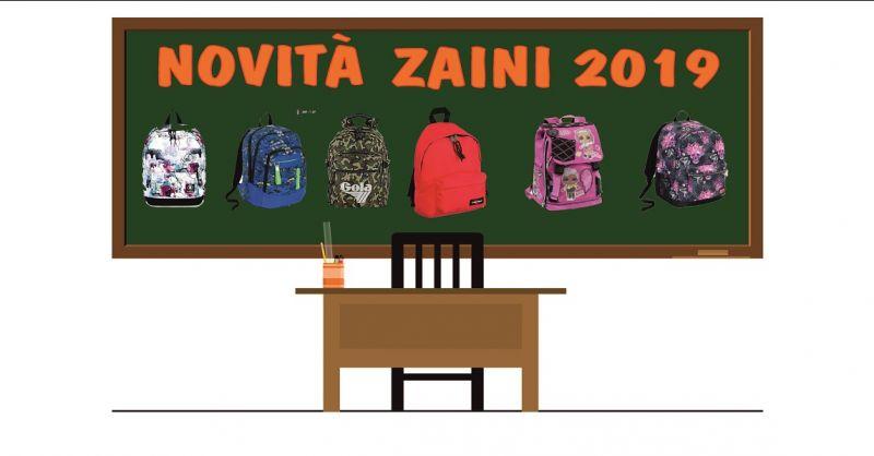 promozione vendita zaini e articoli per la scuola Quarrata - offerta buoni sconti Pistoia
