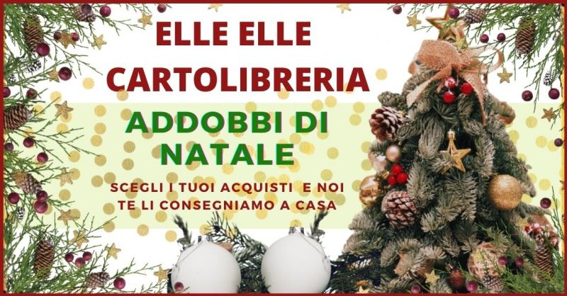 occasione addobbi natalizi Pistoia - trova dove comprare Decorazioni di Natale a Pistoia