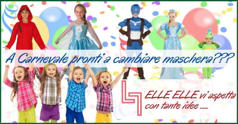 occasione come festeggiare il Carnevale 2021 nonostante il Covid - ELLE ELLE CARTOLIBRERIA