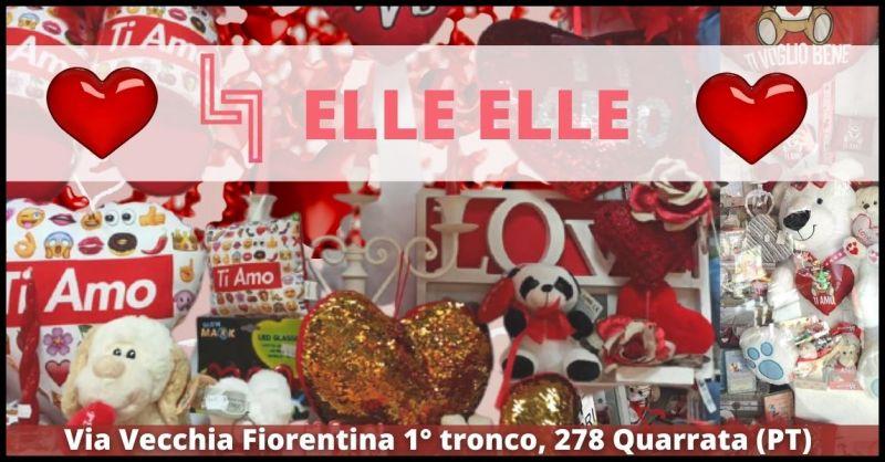 promozione idee regalo per San Valentino Pistoia - ELLE ELLE CARTOLIBRERIA