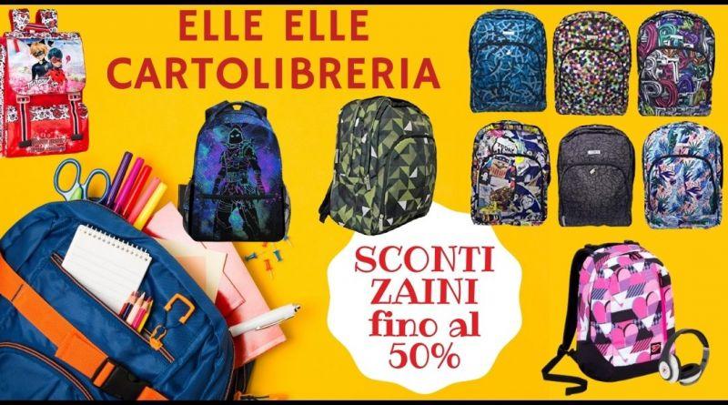 offerta zaini scontati di marca Pistoia - promozione zaini per ragazzi e bambini scontati