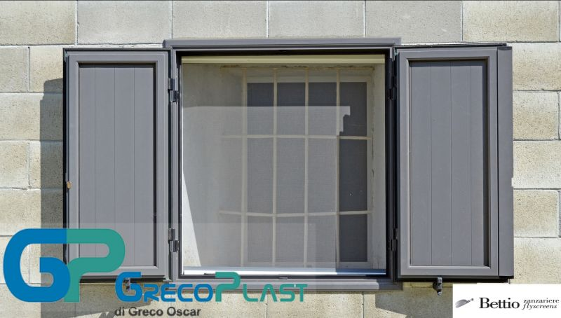 Offerta zanzariere bettio balcone plisse catanzaro - promo bettio zanzariera finestra lamezia
