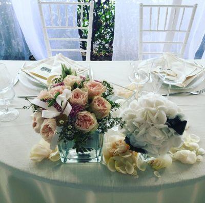 offerta realizzazioni allestimenti floreali per cerimonie promozione vendita fiori