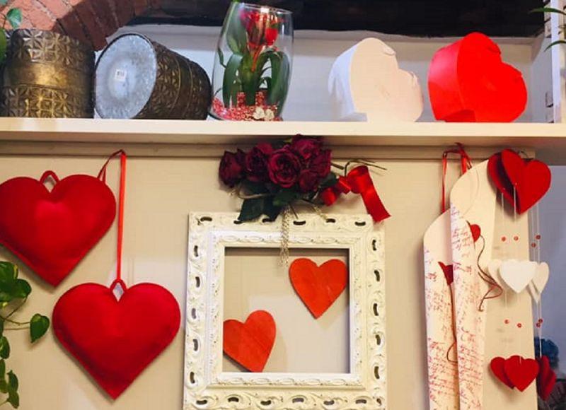 offerta regali di san valentino Pistoia - promozione negozio di fiori Pisotia