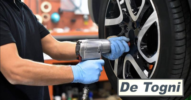 DE TOGNI offerta vendita pneumatici multimarca Verona - occasione servizio cambio gomme Verona