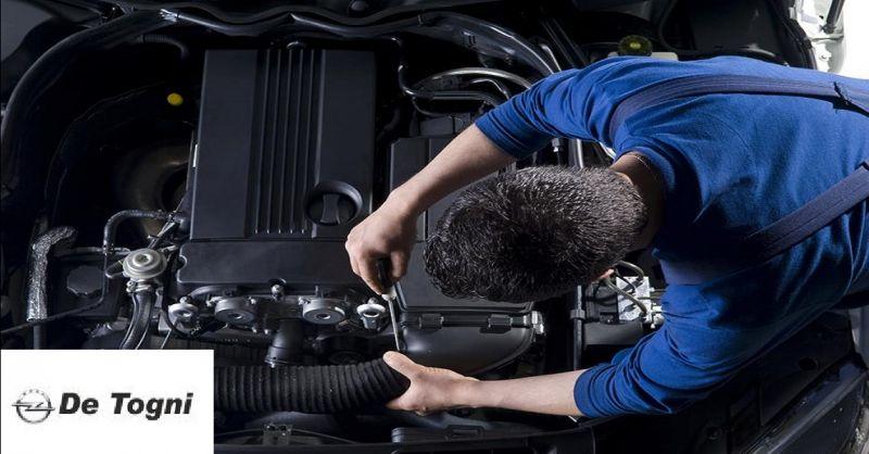 DE TOGNI offerta officina meccanica a Verona - occasione vendita veicoli Opel a Verona