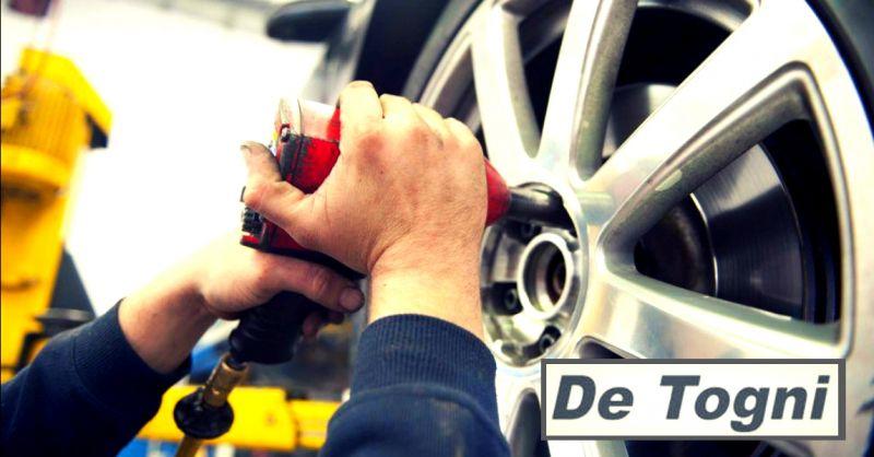 offerta servizio di gommista Zevio Verona - occasione vendita e montaggio pneumatici Zevio