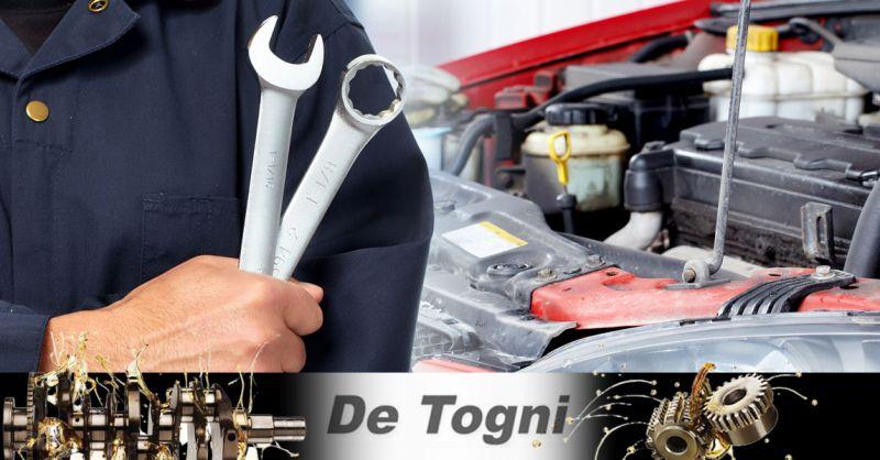 DE TOGNI Offerta Check up Auto Zevio Verona - Occasione Controllo Auto Meccanico Verona