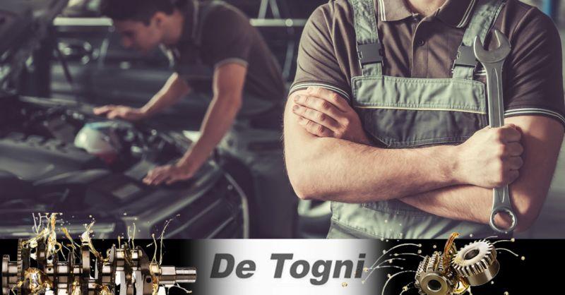 DE TOGNI Offerta Tagliando Auto Verona - Occasione Centro Revisione Auto Zevio Verona
