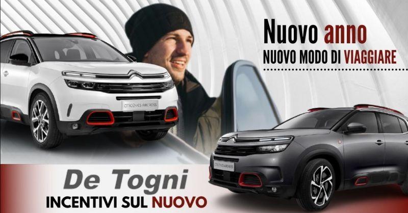 Offerta concessionaria con incentivi auto Verona - Occasione acquisto auto nuove con incentivi 2021 Verona