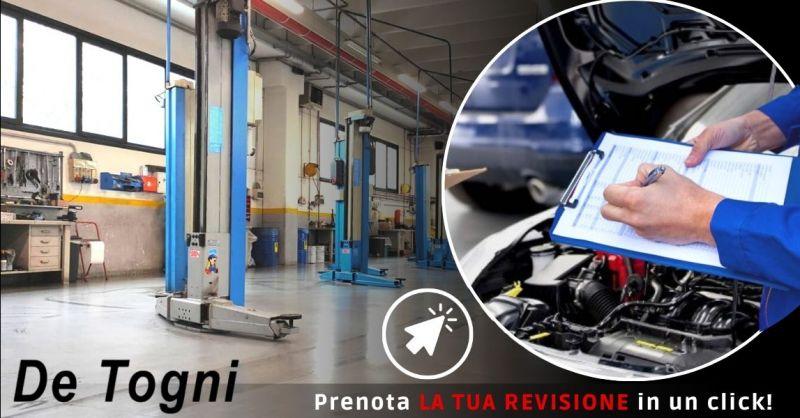 Occasione prenotazione revisione online Verona - Offerta prenotazione online revisione veicoli Verona