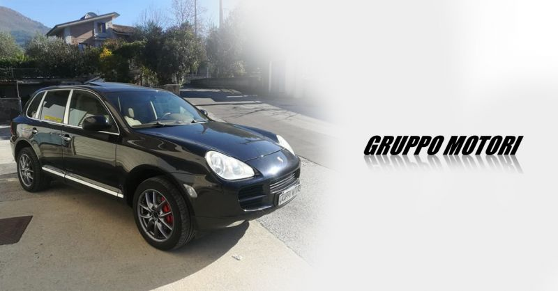 GRUPPO MOTORI Offerta vendita auto Porsche Cayenne  3.2 V6 Sala Consilina provincia Salerno
