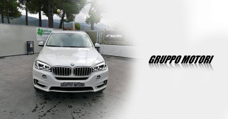 GRUPPO MOTORI Offerta vendita auto BMW X5 30 D LUXURY Sala Consilina provincia di Salerno