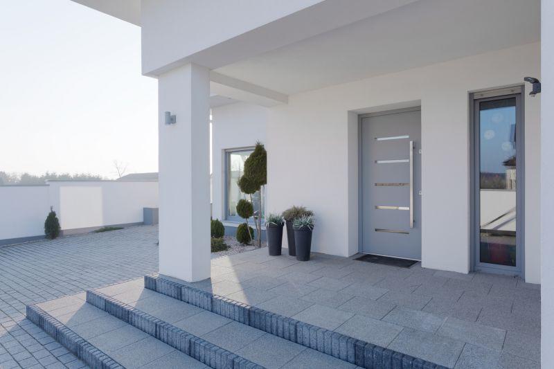 Offerta installazione Porte blindate -Promozione Portoncini d'ingesso in alluminio o Pvc Verona