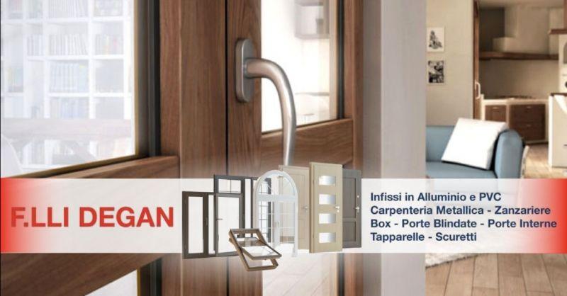 Occasione vendita installazione serramenti pvc alluminio - Offerta installazione infissi termo acustici Verona