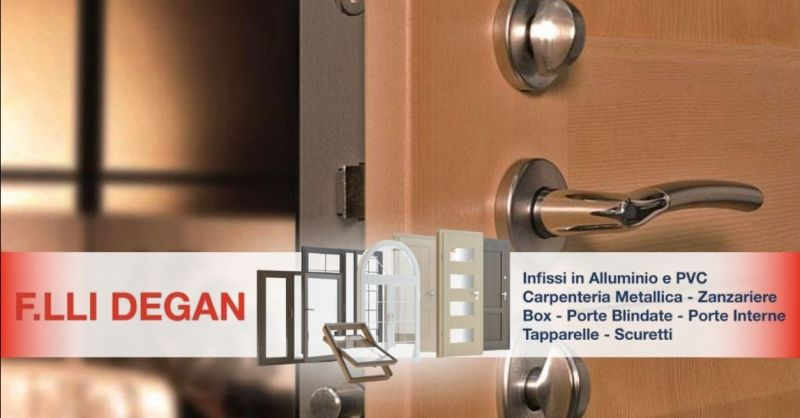 Offerta vendita installazione porte blindate - Occasione vendita portoncini ingresso alluminio pvc Verona