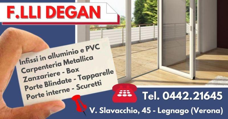 Offerta dove acquistare serramenti in alluminio e pvc - Occasione i migliori serramenti di qualità Verona