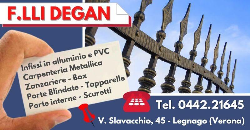 Offerta Servizio realizzazione portoni in ferro - Occasione Realizzazione cancelli in ferro Verona