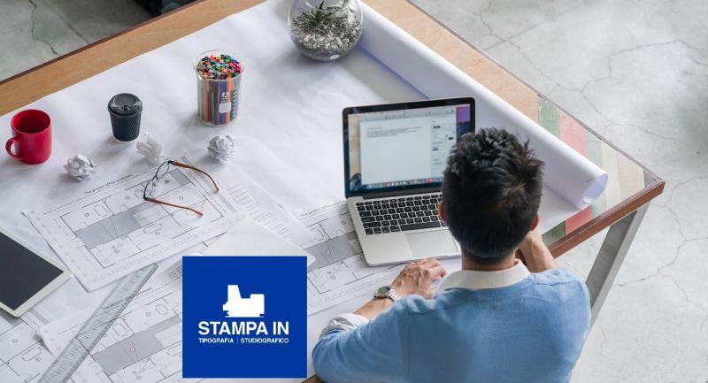 STAMPA IN - trova migliore studio di progettazione e stampa grafica