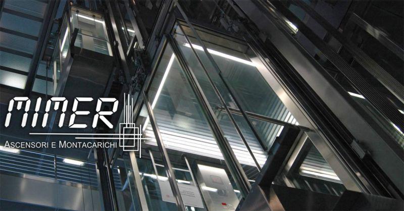 offerta MIMER Ascensori Roma - occasione installazione di ascensori ed impianti elevatori Roma