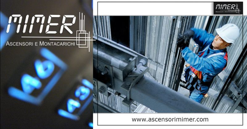 MIMER offerta servizio di emergenza Ascensore - occasione riparazione ascensori Roma