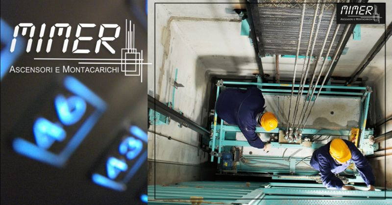 offerta servizio emergenza ascensori 24 ore su 24 - occasione pronto intervento ascensore Roma