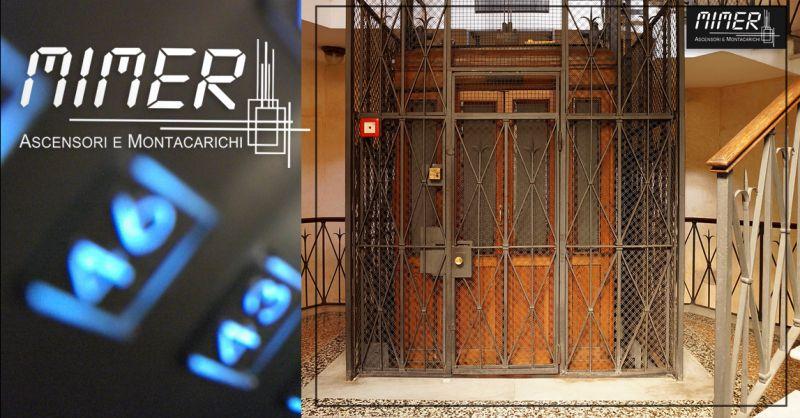 Offerta sostituzione ascensore vecchio Roma - occasione ristrutturazione vecchi ascensori Roma