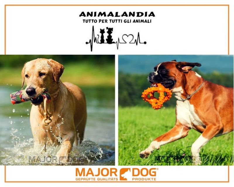 ANIMALANDIA SAN GAVINO - VENDITA GIOCHI PER CANI MAJOR DOG