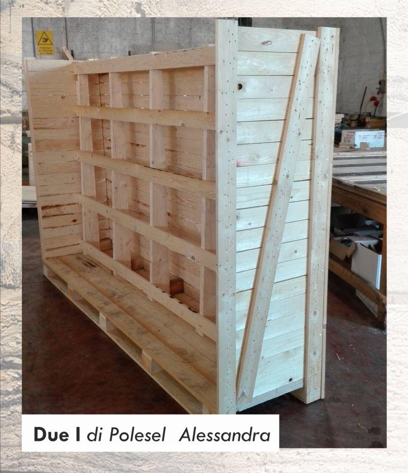 offerta casse legno per imballaggi - occasione casse e gabbie di legno per imballaggi