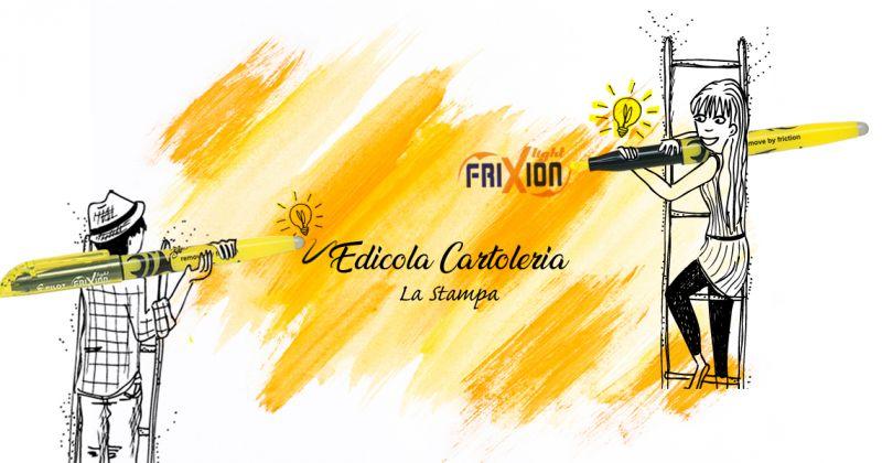 Offerta servizio vendita penne FriXion professionali per bambini e adulti a Torino